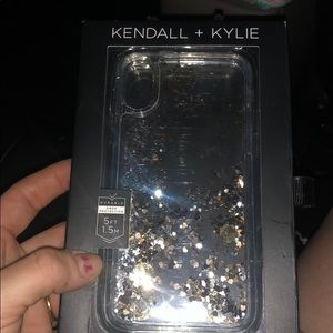 Kendall and Kylie iPhone X case!